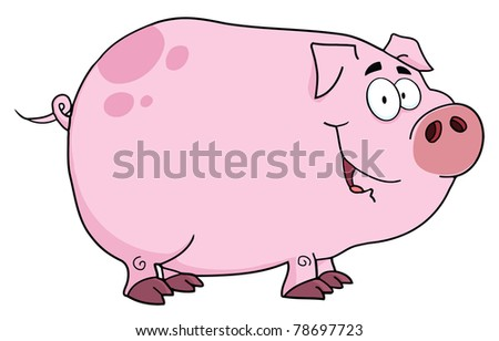 Male pig cartoon characters - photo#7