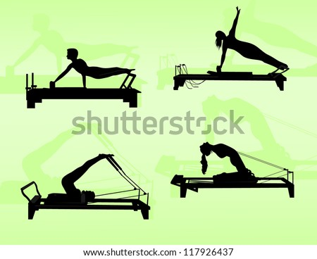 Pilates Stock Photos, Images, & Pictures