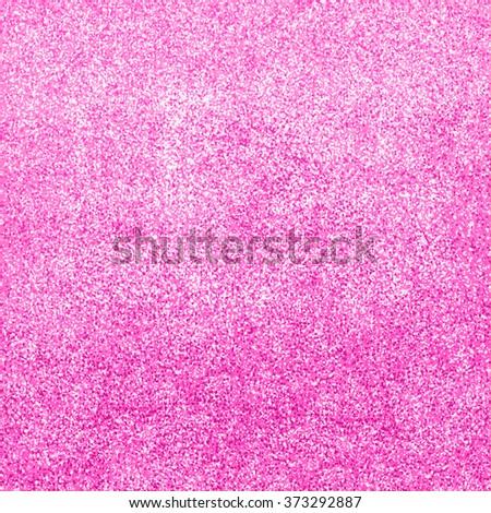 Pink Glitter Christmas Background, Vector eps10. - stock vector