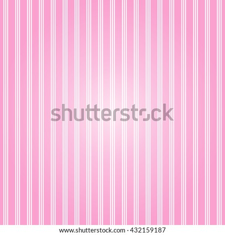 Pink pattern with stripes background. Vector art. - stock vector