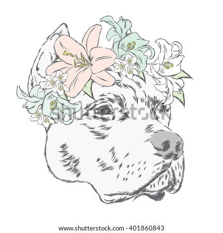 Free Bulldog Head Silhouette, Download Free Clip Art, Free ...  |Angry Pitbull Drawings Straight Jacket