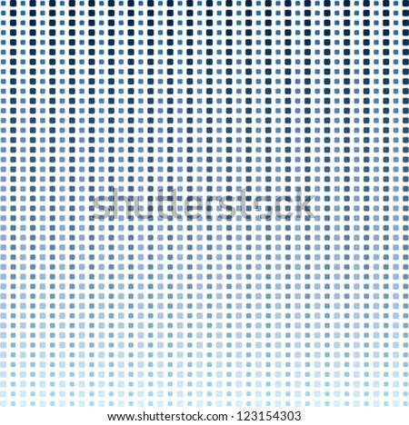Pixel pattern - stock vector