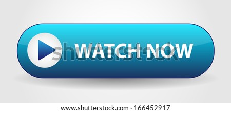 Play with Watch Now. Vector illustration - stock vector