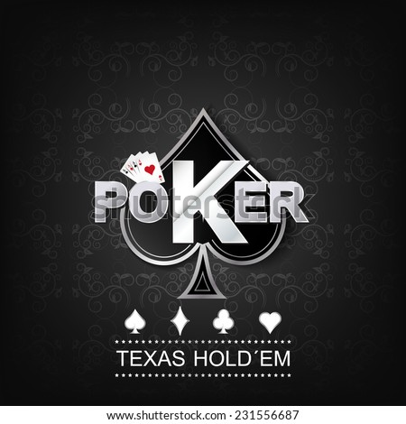 aces up poker club logo mitzvah