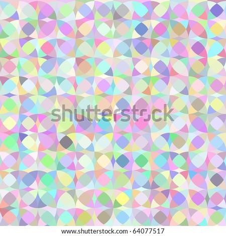 Pop art vector retro background - stock vector