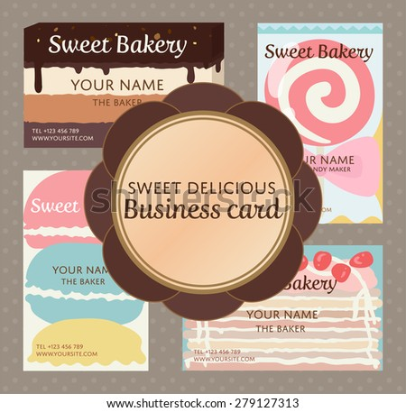 sweet delicacies business plan