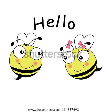 Queen Bee Logo Queen Bee Stock...
