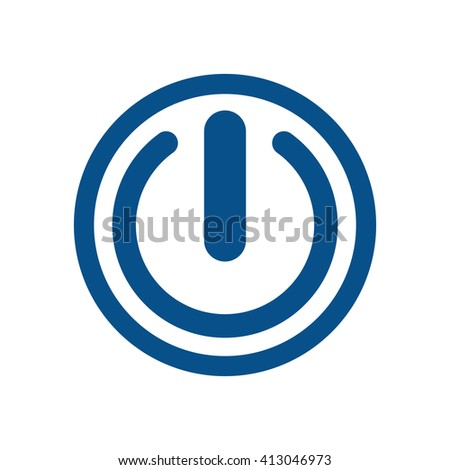 Power Button JPG, Power Button Graphic, Power Button Picture, Power Button EPS, Power Button AI, Power Button JPEG, Power Button Art, Power Button, Power Button Vector, Power Button sign, Power symbol - stock vector