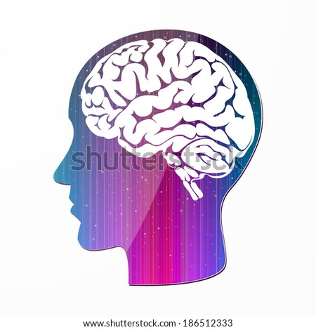 Power IQ - stock vector
