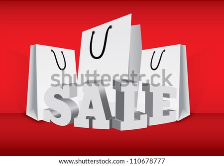 Print/Sale Poster/Graphics/Poster/Design Layout - stock vector