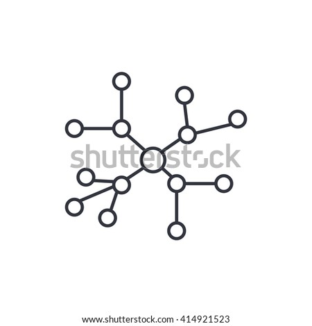 project connection icon, project connection symbol, project connection vector, project connection eps, project connection image, project connection logo, project connection flat, project connection  - stock vector