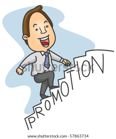 Promotion - Vector - stock vector
