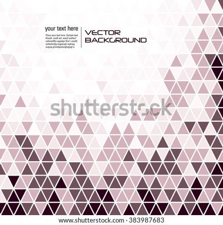 Purple Background. Vector Illustration. - stock vector