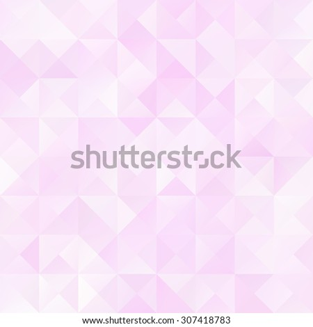 Purple Grid Mosaic Background, Creative Design Templates - stock vector