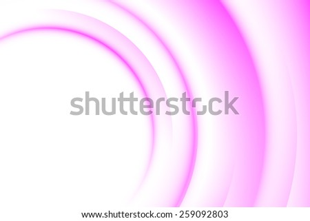 Purple light gradient abstract background with copy space - stock vector