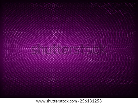 Purple metal mesh Seamless Pattern, Vector, illustration. texture. Wire. fence. Abstract Technology background for computer graphic website internet and business. - stock vector
