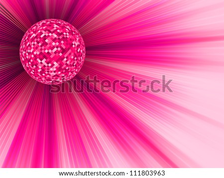 Purple party background. And also includes EPS 8 vector - stock vector