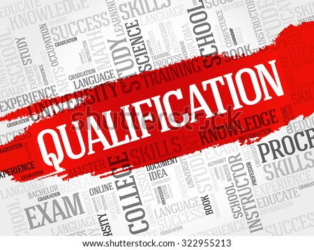 Qualification Stock Photos Images Amp Pictures Shutterstock