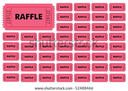 free printable numbered raffle ticket search results calendar 2015. Black Bedroom Furniture Sets. Home Design Ideas
