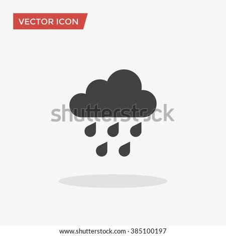 Rain Icon, Rain Icon Vector, Rain Icon Object, Rain Icon Image, Rain Icon Picture, Rain Icon Graphic, Rain Icon Art, Rain Icon Drawing, Rain Icon JPG, Rain Icon JPEG, Rain Icon EPS. - stock vector