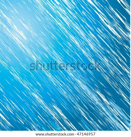 Rainy - stock vector