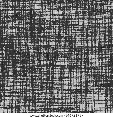 raw digital square noise vector seamless pattern - stock vector