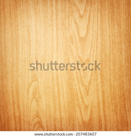 realistic wood texture background eps10 - stock vector