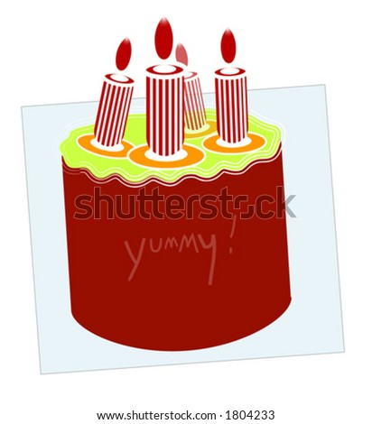 Red Cake Clipart : Red Cake Stock Vectors & Vector Clip Art Shutterstock