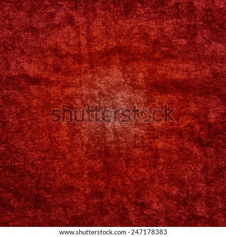 Red Luxury Abstract Background Texture . Grunge Texture. Grunge Background . Vintage Background . Paper Texture . Retro Background . Vector Background.  - stock vector