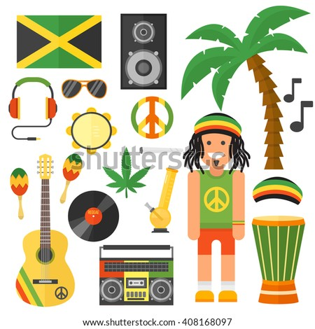 main elements of reggae music One african legacy extremely common in jamaican music is the 'call and  ( some basic elements of jamaican music have never changed.