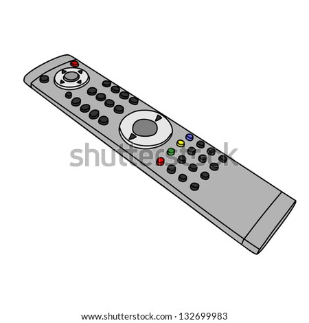 Remote Controller - stock vector