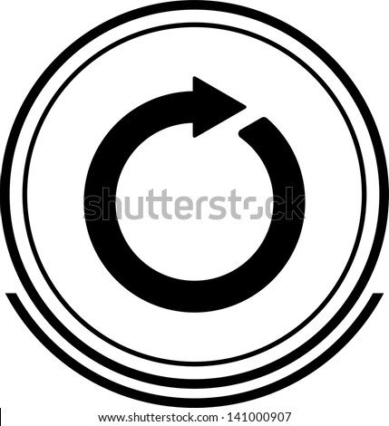 Replay icon Stock Photos, Images, & Pictures | Shutterstock