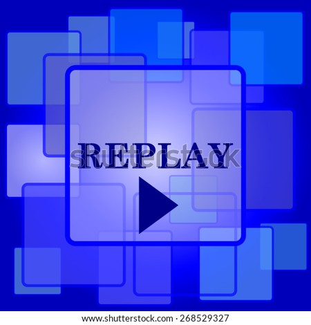 Replay Stock Vectors & Vector Clip Art | Shutterstock