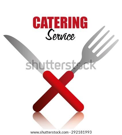 Restaurant digital design, vector illustration eps 10. - stock vector