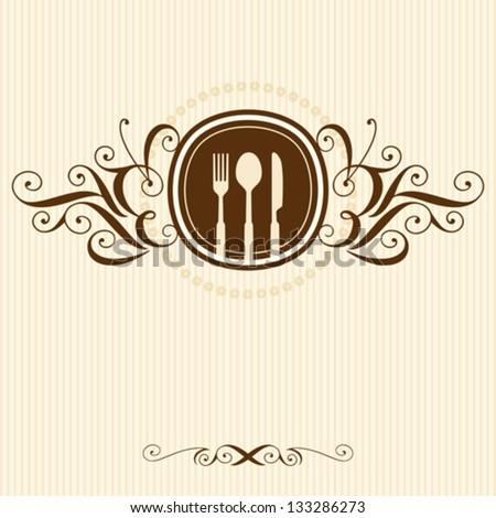 Menu Card Stock Vectors & Vector Clip Art | Shutterstock