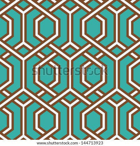 Retro pattern of geometric shapes. Colorful mosaic. Geometric hipster retro background. Retro triangle background - stock vector