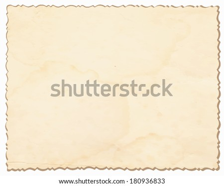 Retro photo background with place for text.  - stock vector