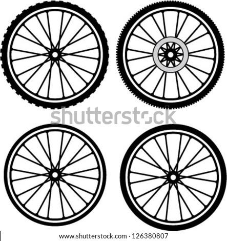 Bike Road Tires Road And Mountain Bike Wheels