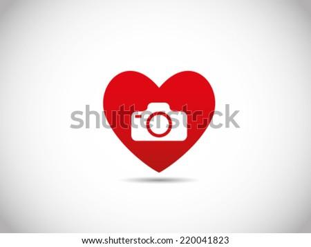 Romance Photo - stock vector