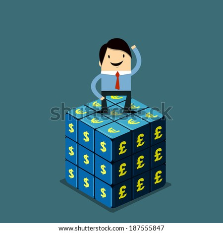 Rubik - stock vector