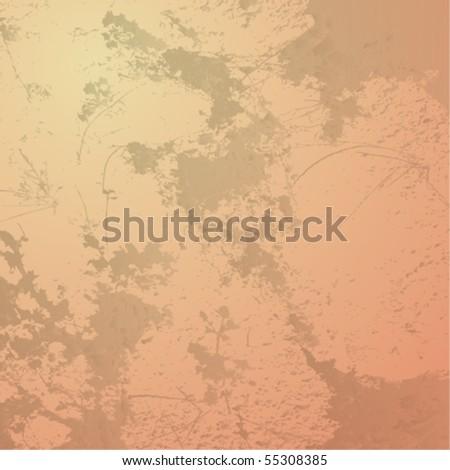 Rust texture - stock vector
