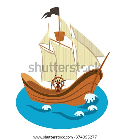 Sailing-ship Stock Photos, Images, & Pictures | Shutterstock