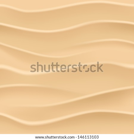 Sand background. Seamless texture. Mesh. Vector eps 10. - stock vector