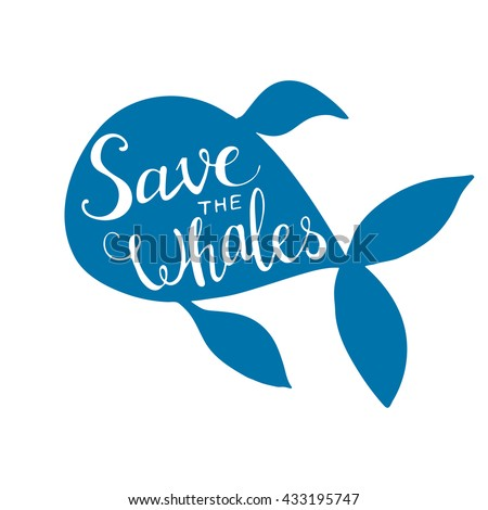 Saving the whales