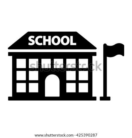 School Building Stock Vectors & Vector Clip Art | Shutterstock