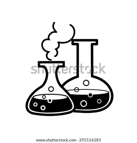 Science Icons Vector - stock vector