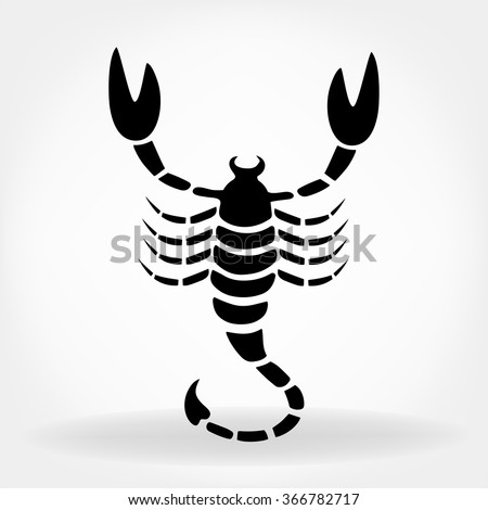 Scorpion Vector Stock ...