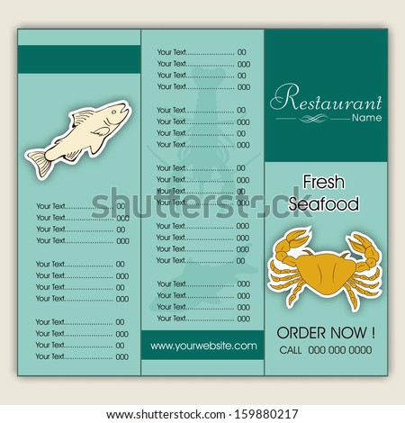 Stock images similar to id 221005723 seafood and fish for Fish 101 menu