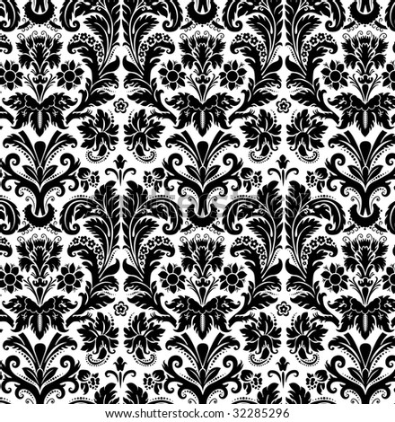 Seamless abstract pattern vector - stock vector