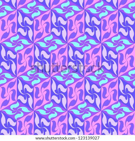 Seamless abstract pattern. Vector illustration. - stock vector